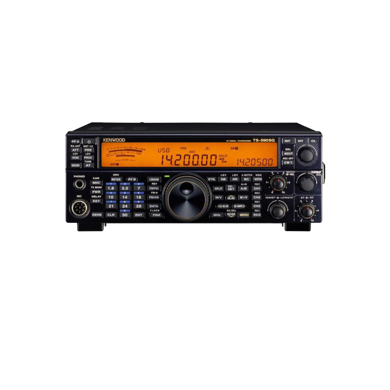 Kenwood TS-590SG HF & 50MHz Anniversary Limited Edition