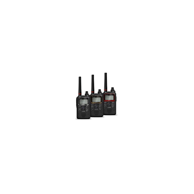 Icom ID-31E D-star 430-440Mhz Guld