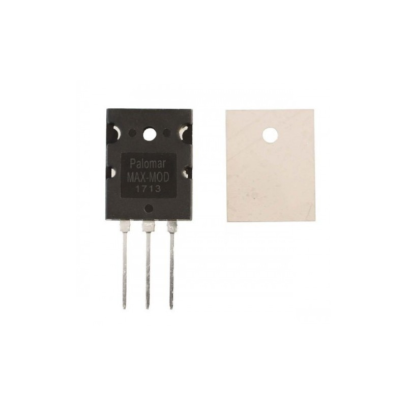 Palomar MAX-MOD transistor - Limmared Radio & Data AB