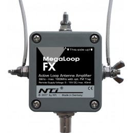 MegaLoop FX Active Loop 9kHz-180MHz