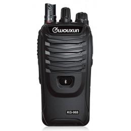 Wouxun KG-968 PMR446 med bluetooth