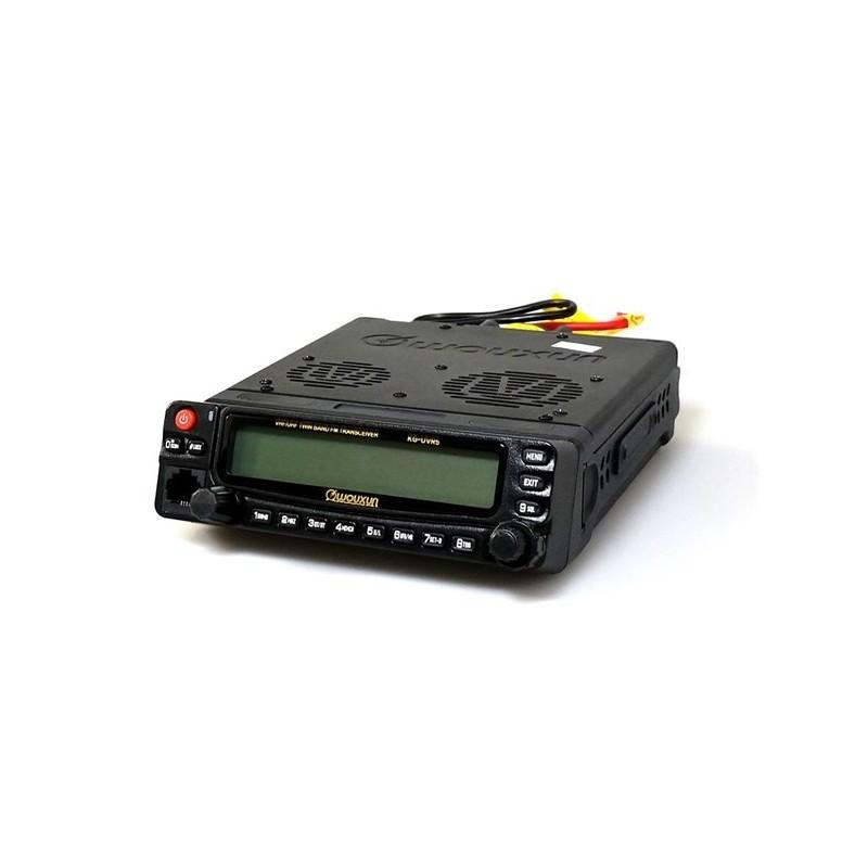 Wouxun KG-UV920PL 66-88 och 136-174MHz - Limmared Radio   Data AB 5fd94df7fc9a5