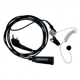 Kenwood KHS-8BL Headset med luftslang