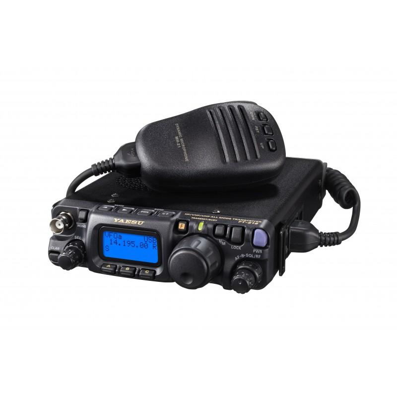 Yaesu FT-818 6W HF/VHF/UHF