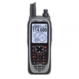 Icom IC-A25NE VHF-flygradio 6 W NAV+COM