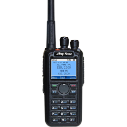AnyTone D868UV DMR 2100mAh 136-174 & 400-480MHz