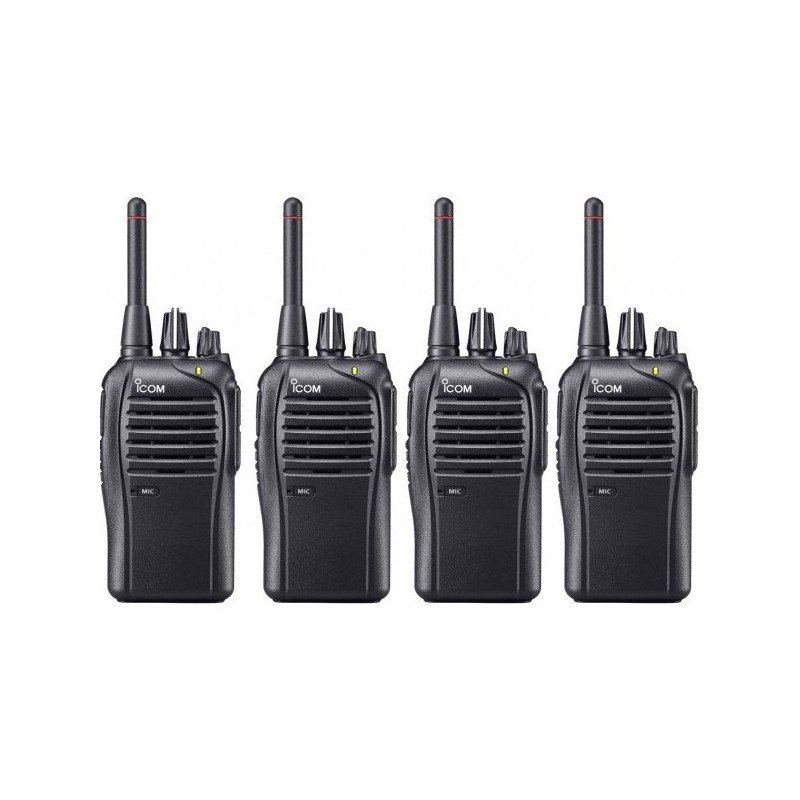4st Icom IC-F27SR Licensfri PMR446 radio