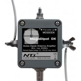 MegaDipol MD300DX 9kHz - 300MHz