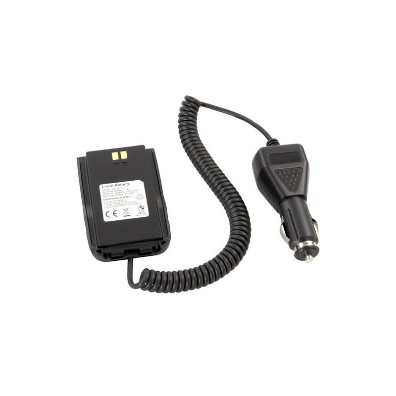 Anytone AT-D868UV ciggpluggsadapter