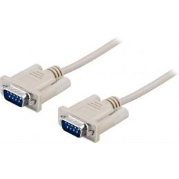 Seriel kabel DB9Ha-DB9Ha