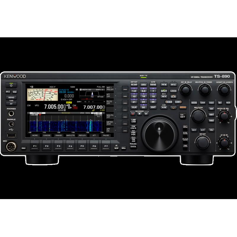 Kenwood TS-890S HF/50MHz/70MHz