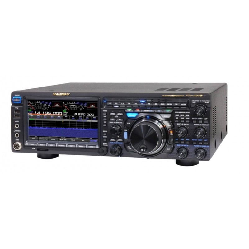 Yaesu FTdx101MP 200W HF/50/70MHz SDR