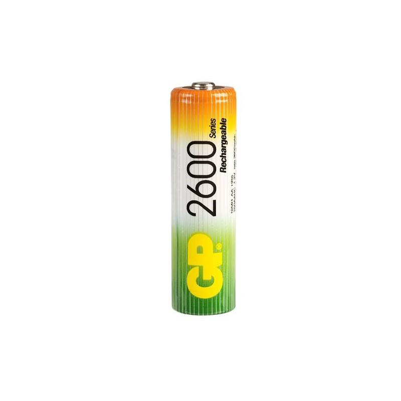 Batteri 2600 Mah AA Nimh