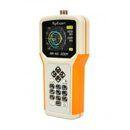 RigExpert AA-55 Zoom Antenna Analyzer 0.1-55MHz med Blåtand
