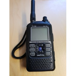 Icom ID-51E, D-star VHF/UHF, Beg