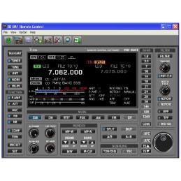 Icom RS-BA1 Ver 2 IP Remote Control Software
