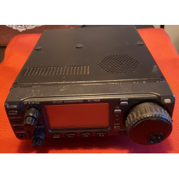 Icom IC-706 inkl delningskablage mm