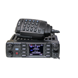 AnyTone D578UV DMR VHF/UHF med GPS och Bluetooth