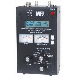 MFJ-269C Antenn analysator 1.8-170 & 415-470MHz