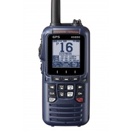 Standard HX890E Navy Blue Handburen marin VHF