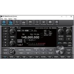 Icom RS-R8600 Remote IC-R8600