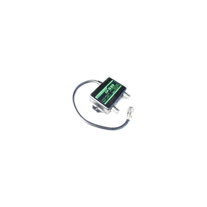 Comet CF-530C duplexfilter 1.3-90 / 125-470 MHz