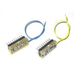 Remoterig adapterkort för IC-E2820 & HM-133