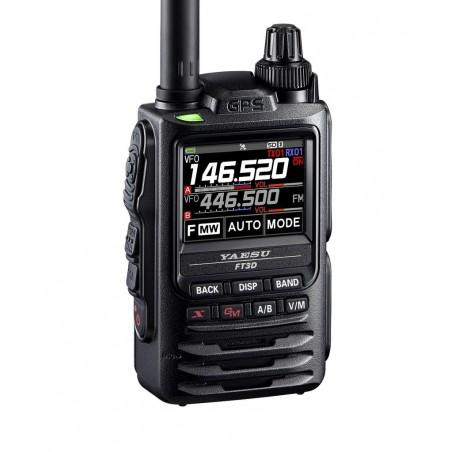 Yaesu FT3DE C4FM/FDMA 144/430MHZ