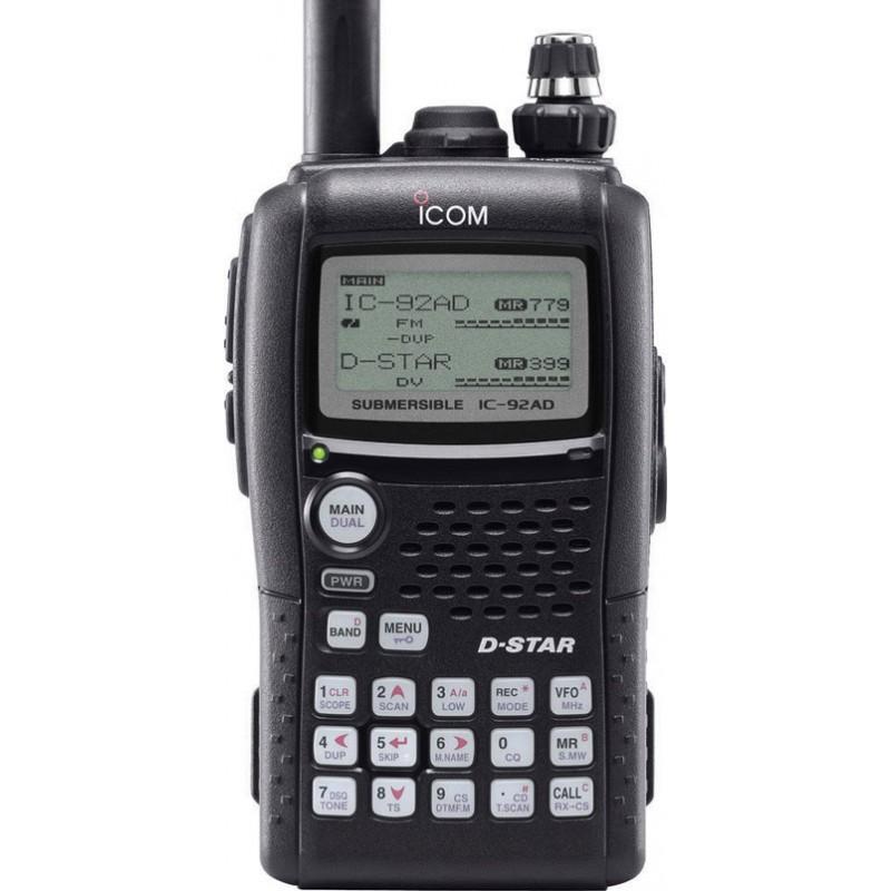 Icom IC-E92D D-star 144 & 430MHz