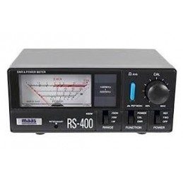 Maas RS-400 SWR & effektmätare