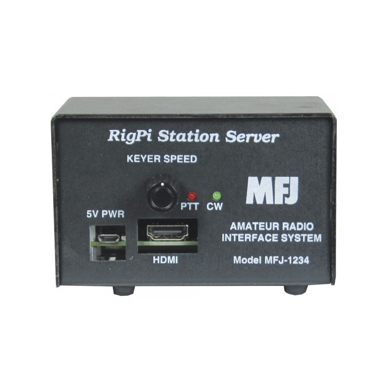 MFJ-1234 Pi Based remote radio server