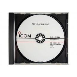 Icom CS-R30 programvara