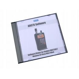 BUTEL ARC75 Mjukvara till Uniden UBC-75XLT