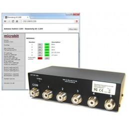 Remoterig AS-1289 Antennväxel 5-vägs
