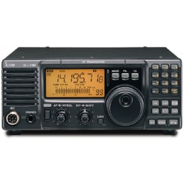 Icom IC-718 transceiver HF