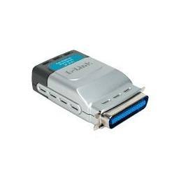 D-Link DP 301P+ - printserver
