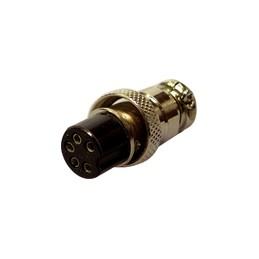 NC-516 5-polig mikrofonkontakt