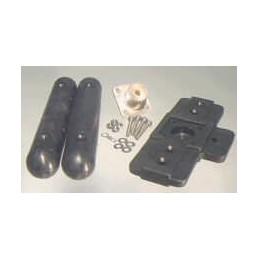 Dipol kit för koax matning