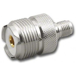 Adapter SMA female - SO-239