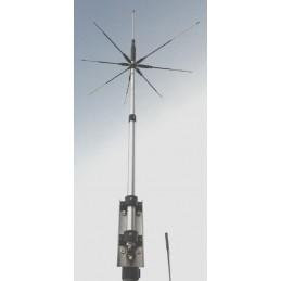 Sandpiper MV-10 Vertikalantenn 3,5 - 57 MHz