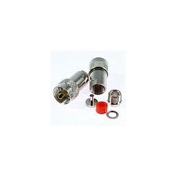 PL-259 kontakt för Aircell 5 & RG-58