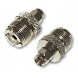 Adapter SMA male - SO-239