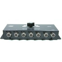 MFJ-1701 coax switch 6-way