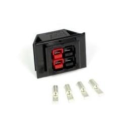 Anderson PowerPole®  Snap-in ram för 4st powerpole