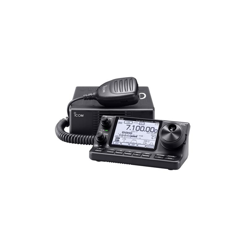 Icom IC-7100 HF 50/144 /432MHz, D-Star, Touch skärm
