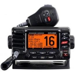 Standard GX1700E Marinradio med GPS, 25 W