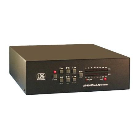 LDG AT-1000ProII Automatisk antennavstämningsenhet, 1000 W