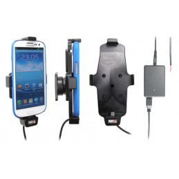 Brodit - Aktiv hållare för fast installation. - Samsung Galaxy S III i9305
