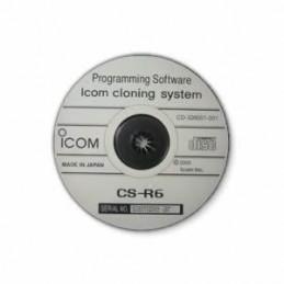 Icom CS-R6 PC software