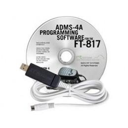 Yaesu ADMS-4AU Programming...